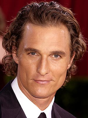 HOT STUFF photo | Matthew McConaughey