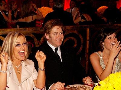 HOLDING COURT photo | Anastacia, Elton John, Mandy Moore