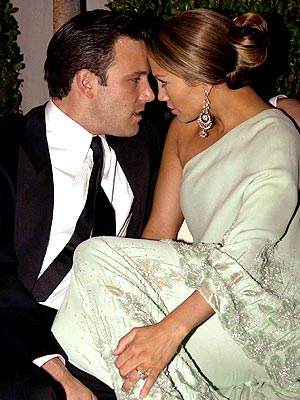 OTHERWISE ENGAGED photo | Ben Affleck, Jennifer Lopez