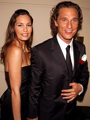 A GUY AND HIS GIRL photo | Matthew McConaughey