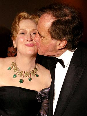 KISS 'N' TELL photo | Meryl Streep