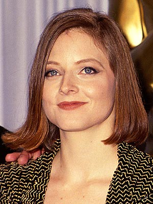 ALL GROWN UP photo   Jodie Foster