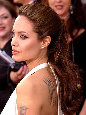 BEST HAIR photo   Angelina Jolie