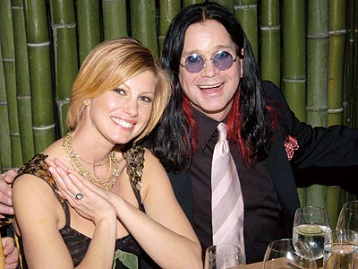 ELTON JOHN/IN STYLE PARTY photo | Faith Hill, Ozzy Osbourne