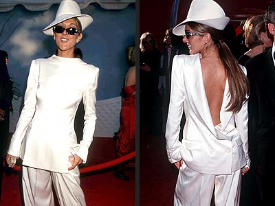 SUITED UP photo | Celine Dion