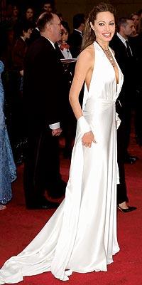WHITE HOT photo   Angelina Jolie