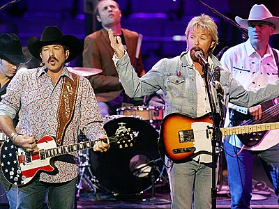 SEPT. 1 photo | Kix Brooks, Ronnie Dunn