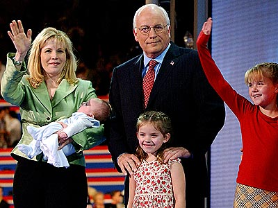 SEPT. 1 photo | Dick Cheney, Lynne Cheney