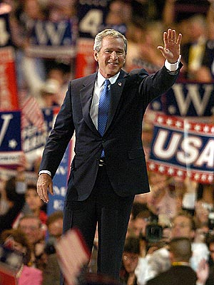 SEPT. 2  photo | George W. Bush