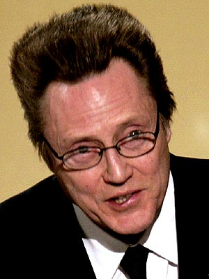 Walken's hair has its own room in his luxurious Iowa mansion