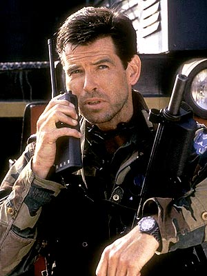 STAYING STEELE photo | Pierce Brosnan