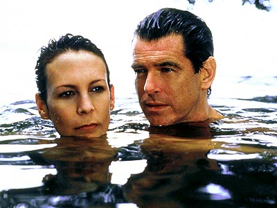 SEXY SPY photo | Jamie Lee Curtis, Pierce Brosnan
