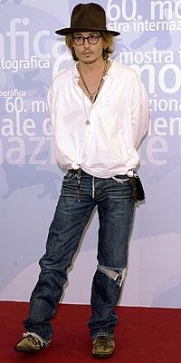 HERE'S JOHNNY  photo | Johnny Depp