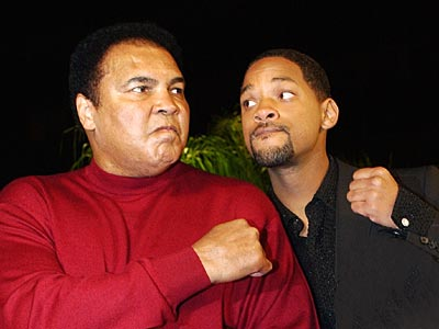 PRIZE FIGHTERS  photo | Muhammad Ali, Will Smith