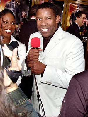 ALL FIRED UP photo | Denzel Washington