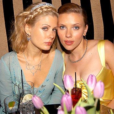 A BLONDE MOMENT photo | Scarlett Johansson, Tara Subkoff
