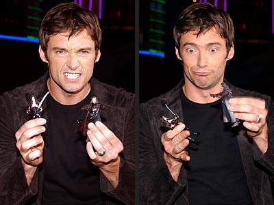 HUGH SO SILLY photo | Hugh Jackman