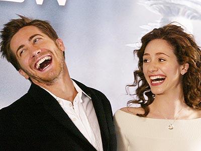 LAUGH TRACK  photo | Emmy Rossum, Jake Gyllenhaal