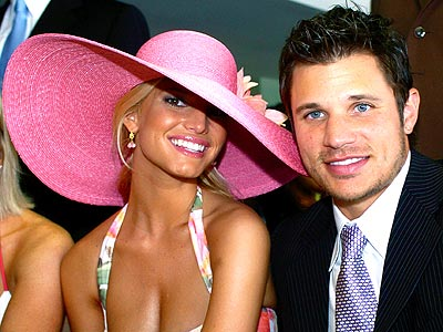 PRETTY IN PINK photo | Jessica Simpson, Nick Lachey