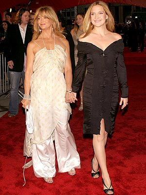 KATE IN SHAPE photo | Goldie Hawn, Kate Hudson