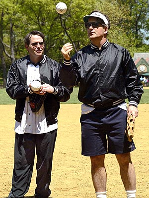 PLAY BALL  photo | Alec Baldwin, Matthew Broderick