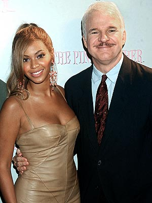 ODD COUPLE photo | Beyonce Knowles, Steve Martin