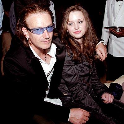 BONO'S GIRL  photo | Bono