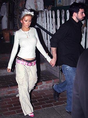 STRIPPED DOWN photo | Christina Aguilera