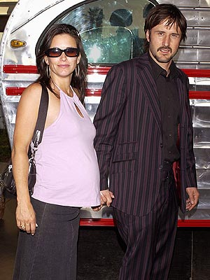 ROUNDED OUT  photo | Courteney Cox, David Arquette