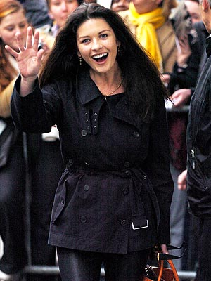 A DAY'S WORK photo | Catherine Zeta-Jones