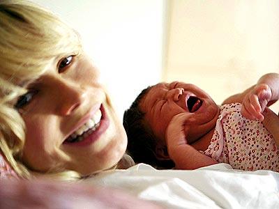 BABY LOVE  photo | Heidi Klum