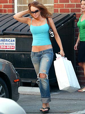 CLOTHES-MINDED photo | Lindsay Lohan