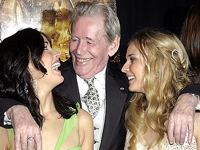 PARTY KING  photo | Diane Kruger, Peter O'Toole, Rose Byrne