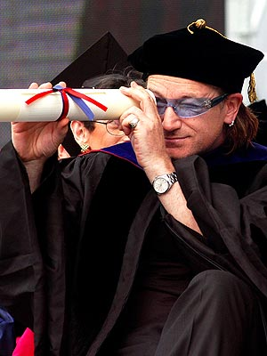 PAGING DR. BONO   photo | Bono