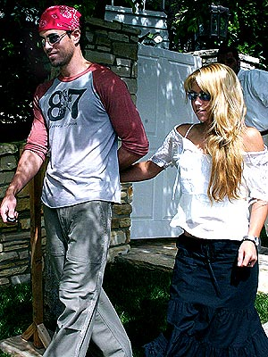 HOME BODIES photo | Anna Kournikova, Enrique Iglesias