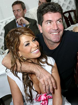 IDOL WORSHIP  photo | Paula Abdul, Simon Cowell