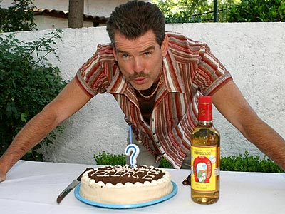 BIRTHDAY FIESTA  photo | Pierce Brosnan