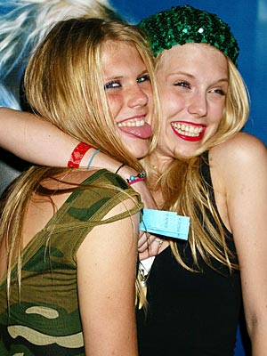 SIBLING REVELRY  photo | Alexandra Richards, Theodora Richards