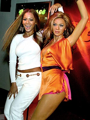 DOUBLE VISION photo | Beyonce Knowles