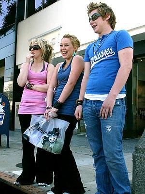 NOT-SO-AVERAGE TEEN photo | Hilary Duff