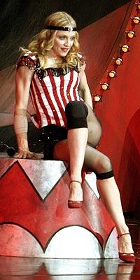 CIRCUS ACT  photo | Madonna