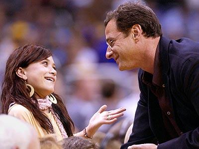 FAMILY REUNION  photo | Bob Saget, Mary-Kate Olsen