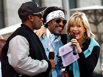 HANGING ON photo | Outkast, Andre 3000, Big Boi, Diane Sawyer
