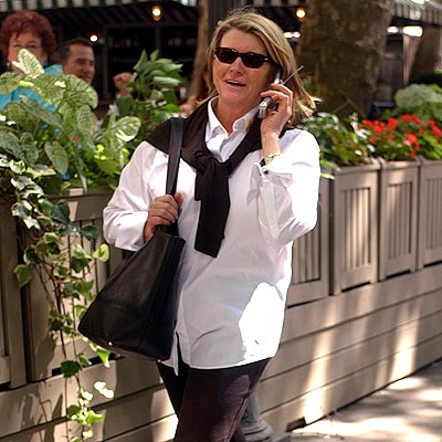 LUNCH BREAK photo | Martha Stewart