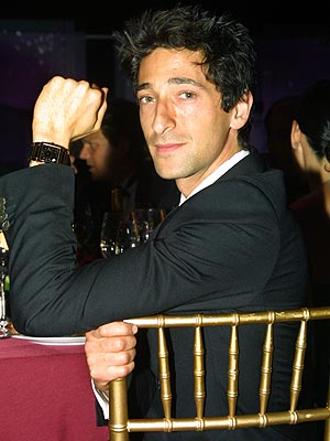 BLACK TIE photo | Adrien Brody