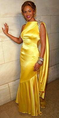 YELLOW CRUSH  photo | Beyonce Knowles