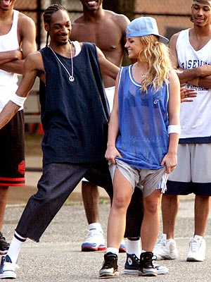 B-GIRL  photo | Britney Spears, Snoop Dogg