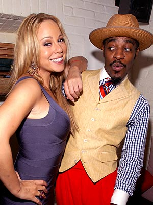HEY YA! photo | Andre 3000, Mariah Carey