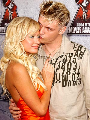 LOVEY DOVEY photo | Nick Carter, Paris Hilton