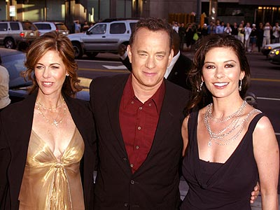 GLAM SQUAD  photo | Catherine Zeta-Jones, Rita Wilson, Tom Hanks